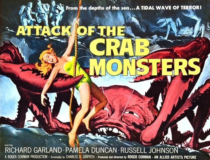 The Crab Monsters